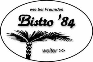 Logo von Bistro 84